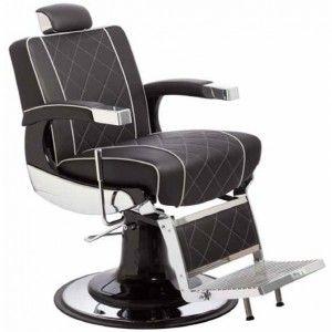 Les 25 meilleures id es de la cat gorie salon de barbier for Chaise de coiffure