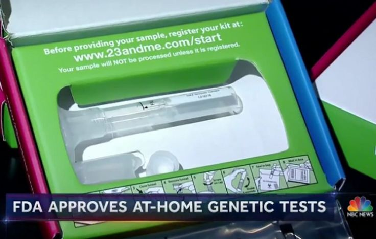 FDA Approves At-Home DNA Tests For Ten Diseases