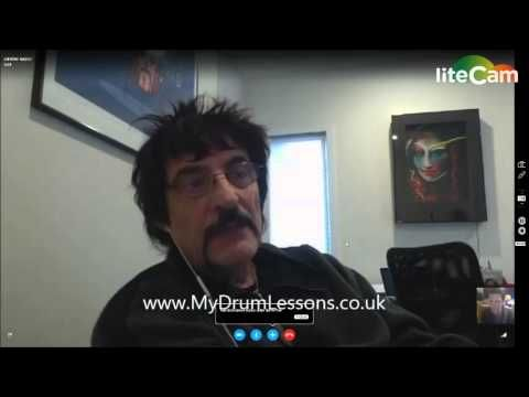 Carmine Appice interview talking about his drum endorsements with Ludwig Pearl and D Drum   My Drum Lessons. #Carmine #Appice interview talking about his #drum #endorsements with #Ludwig, #Pearl and D Drum
