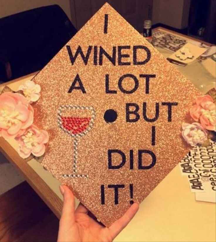 The Best Of 2017 Graduation Caps 24 Pics