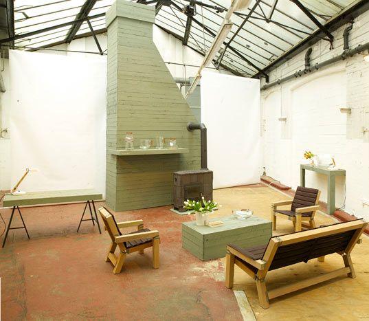 Элементы, Дик Ван Хофф, Гедеон Харт, лондон фестиваль дизайна 2009, лондон неделя дизайна 2009, устойчивое дизайн, дизайн освещения, промышленный дизайн, эко искусство, искусство установка лондон, публичное искусство