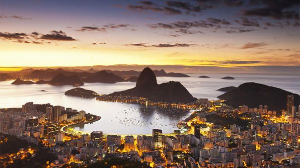 """this South American nation has pretty much everything a honeymooner could want, """" says Yolanda Crous of Brides magazine. And with the World Cup happening this summer and the Olympics coming up in 2016, this country has never been hotter. Party all night in Rio de Janeiro, soak in some sun on the laid-back beaches of Bahia, ..."""