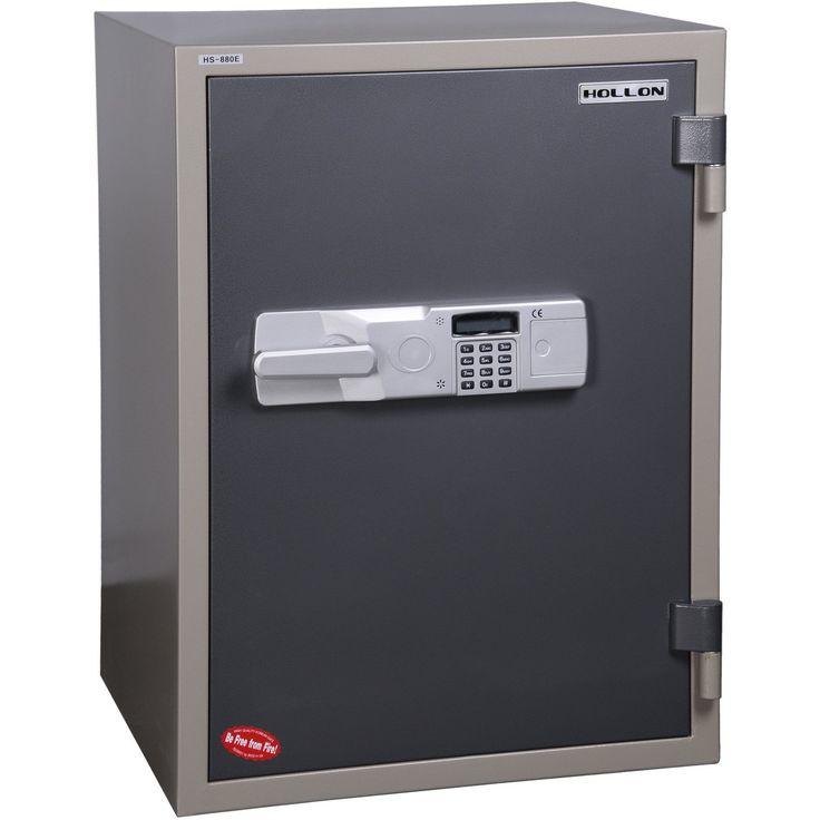 Hollon HS-880E 2 Hour Fire Office Safe