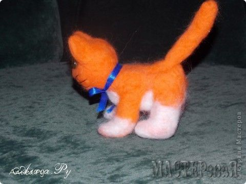 Котик Рыжик