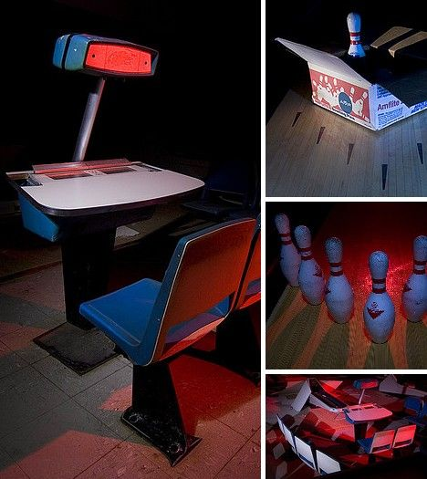 A Striking Beauty: 10 Eerie Abandoned Bowling Alleys