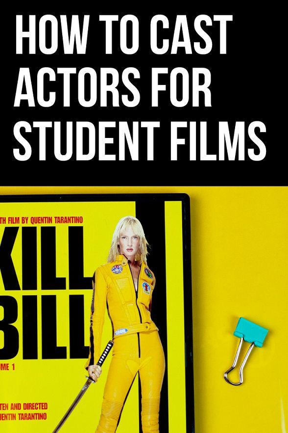 5 Easy Ways To Find Actors For Student Films Acting Tips