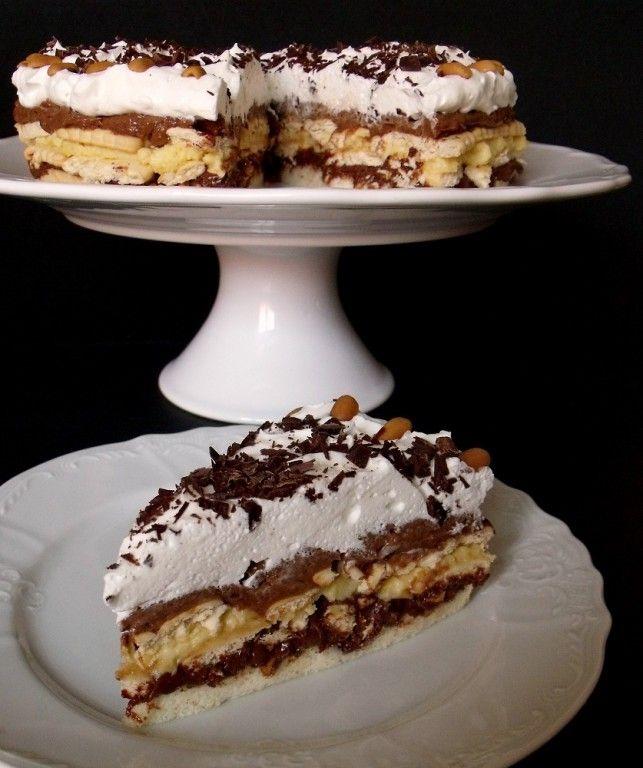 Správná volba pro oslavence. Ten se určitě potěší, když uvidí tento fenomenální dort KINDER BUENO.