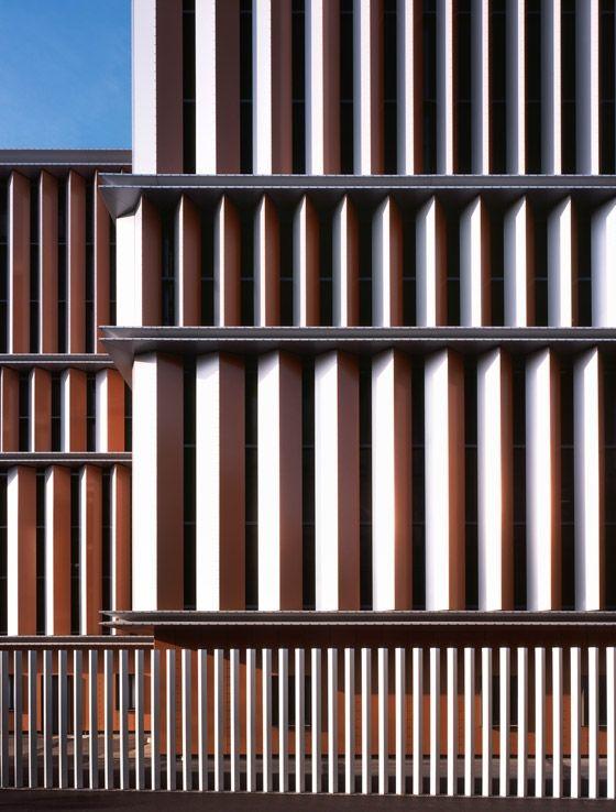 Brückner & Brückner Architekten-Erweiterung des Heizkraftwerkes