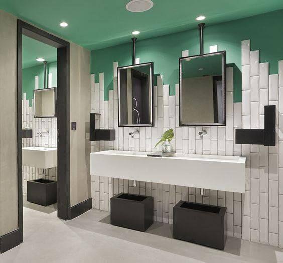 Re Tiling A Bathroom Floor: 379 Best Spaces: Emser Tile Baths Images On Pinterest