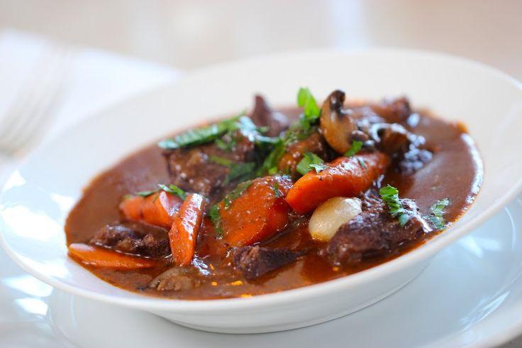 Beth's Beef Bourguignon Recipe | ENTERTAINING WITH BETH