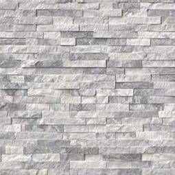 Alaska Gray Stacked Stone Panels