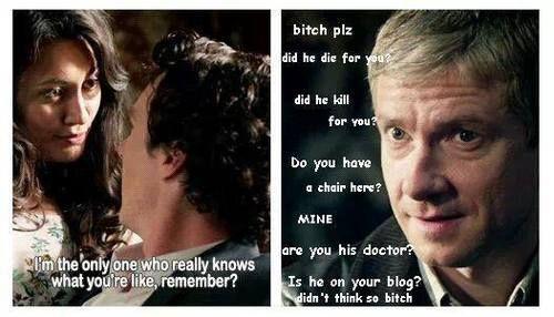 Timeline Photos - I Don't Shave For Sherlock Holmes | via Facebook