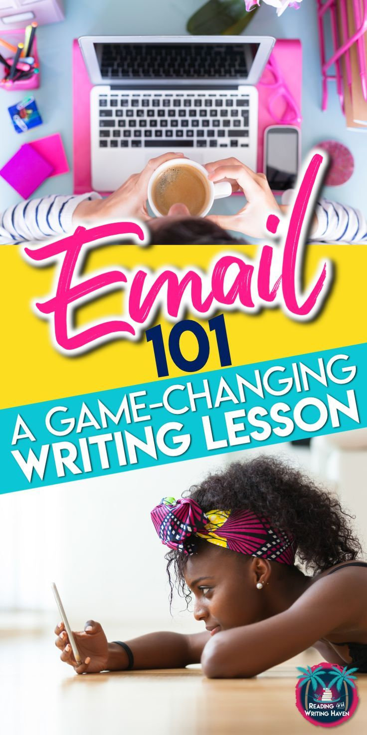 Email Etiquette: Teaching Students How to Email a Teacher