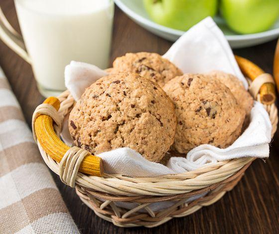 Мягкое овсяное печенье с шоколадом - вкусные проверенные рецепты, подбор рецептов по продуктам, консультации шеф-повара, пошаговые фото, списки покупок на VkusnyBlog.Ru