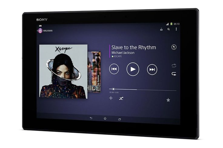 Sony Xperia Z2 Tablet 4G LTE SGP521 (16GB, Black) The worlds lightest and thinnest water resistant tablet.