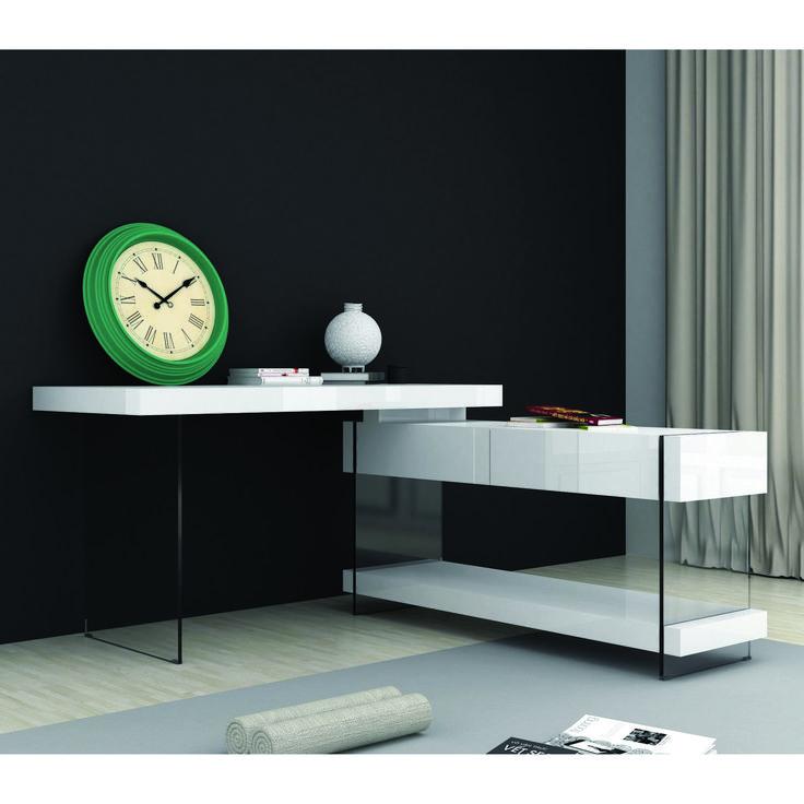 DIY Computer Workdesk Ideas Modern office desk, Modern