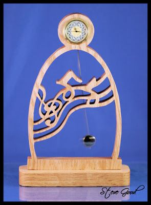Fretwork Clock Patterns Woodworking Projects Amp Plans