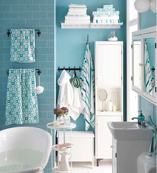 Die besten 25+ Türkis badetücher Ideen auf Pinterest teal - badezimmer deko türkis