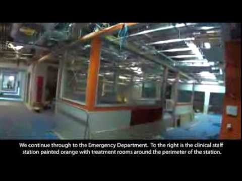 Welcome to the 4th Project Waka Walkaround of the Whakatane Hospital since construction began back in March 2011. Jeff Hodson, Property Services General Manager takes us on a tour of the site and its progress to date.