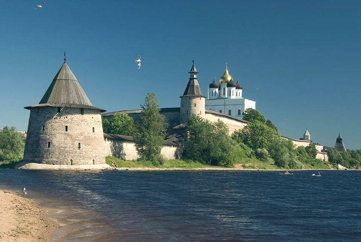 """Le secolari attrazioni di Pskov """"Solo il più interessante"""