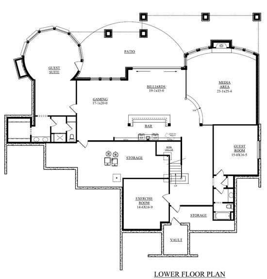 Great Basement And Love Love Love The Rest Of The House A Girl Can Dream Right Floor