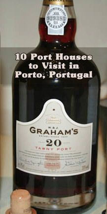 10 Port Houses to Visit in Porto, Portugal