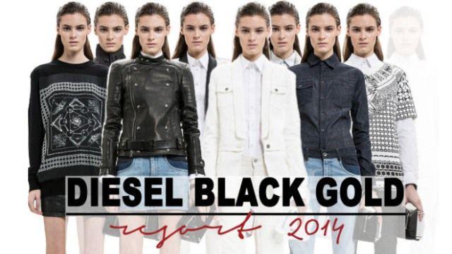 Коллекция Diesel 2014Рейтинг: /0ПодробностиОпубликовано 08.01.2014 19:15Просмотров: 2651В лучших традициях бренда Diesel Black Gold вышла новая коллекция 2014 года. Дизайнер Андреас...