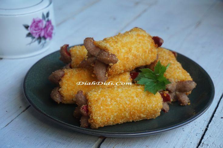 Diah Didi's Kitchen: Sosis Selimut