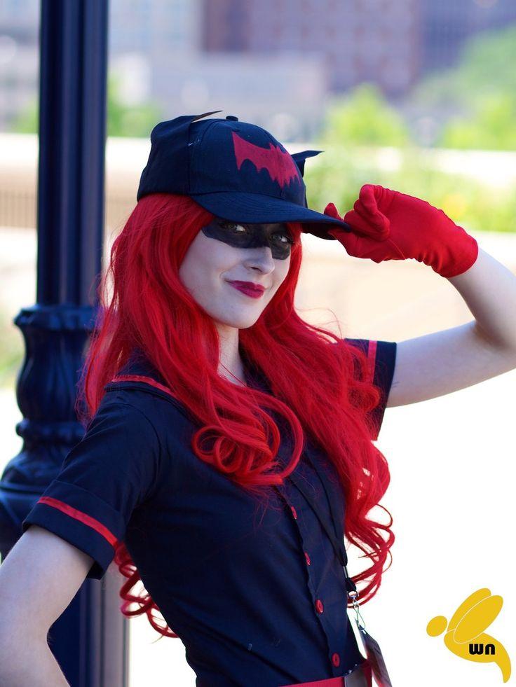 Dcshells Batwoman Batwomanshell By