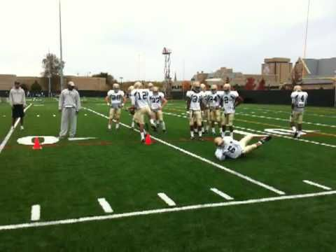 Pin by Mike Burgio on Defensive Football Drills | Pinterest