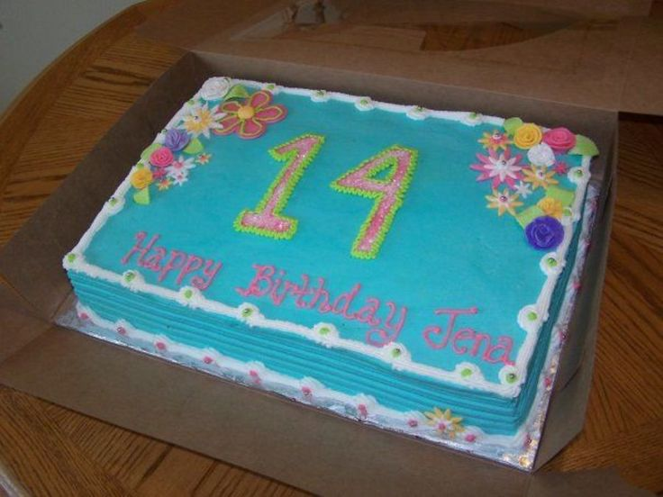 Teenage Girl Birthday Cake Images : Birthday Cakes For Teenage Girls 14 www.pixshark.com ...