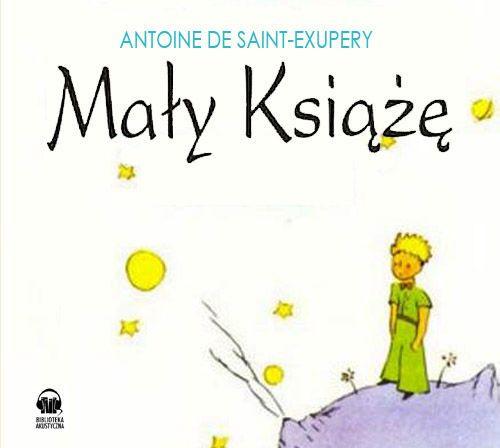 """""""Mały Książę"""" - Antoine de Saint Exupery. Jest książką o dorastaniu do wiernej miłości, do prawdziwej przyjaźni, odpowiedzialności za drugiego człowieka. Stawia pytania o hierarchię wartości, sens więzi między ludźmi. Mały książę podróżuje między różnymi planetami, poznając różnych ludzi. Każdy z nich jest typem jakiegoś człowieka. W końcu dociera na Ziemię, gdzie znajduje przyjaciela, po czym wraca na swoją planetę."""