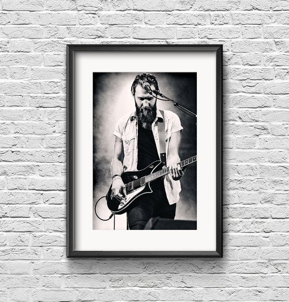 John Mark McMillan  FREE SHIPPING  Fine Art by ZacHarneyMedia