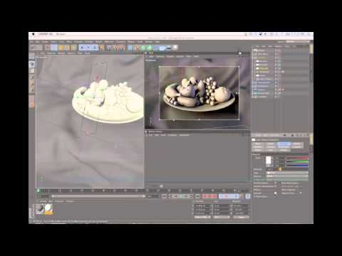 Advanced Lighting Techniques in C4D with Chris Morris - YouTube
