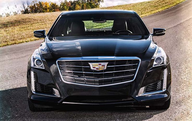 2018 Cadillac CTS overview