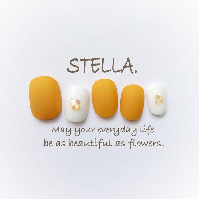 ☆☆☆☆☆☆☆☆☆☆☆☆☆☆☆☆☆☆☆☆☆〜since 2006〜HANDMADE SHOP  『STELLA.』・ネイルチップ・アクセサリー・フラワーアレンジメントSTELLAはイタリア語で「星」きらきらのおしゃれのお供をお届けします。☆☆☆☆☆☆☆☆...