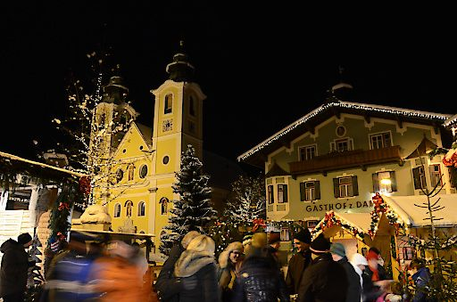 St. Johanner Weihnachtsmarkt öffnet am 25. November