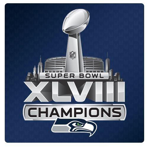 Seattle Seahawks Super Bowl champions