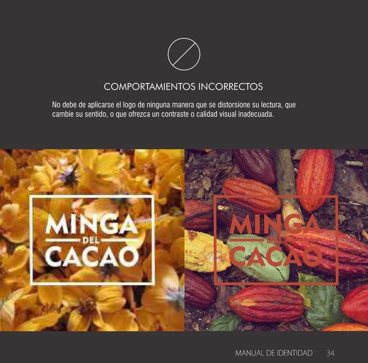 #ClippedOnIssuu from MANUAL DE IDENTIDAD MINGA DEL CACAO