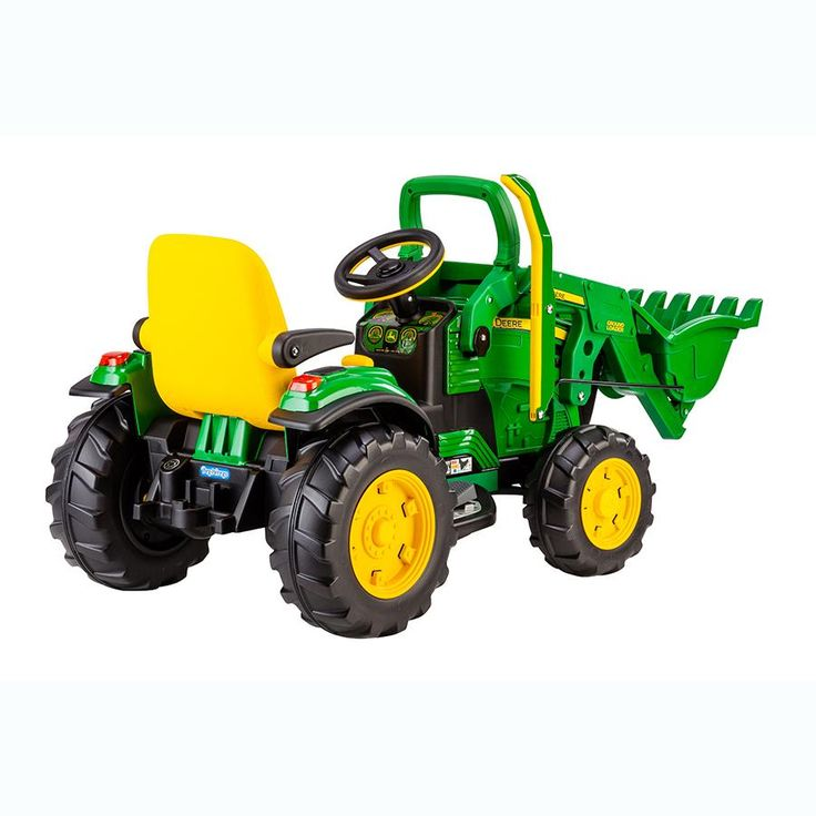 loader, john deere, power wheels, battery powered, ride on, toys, kids, fun, play, children