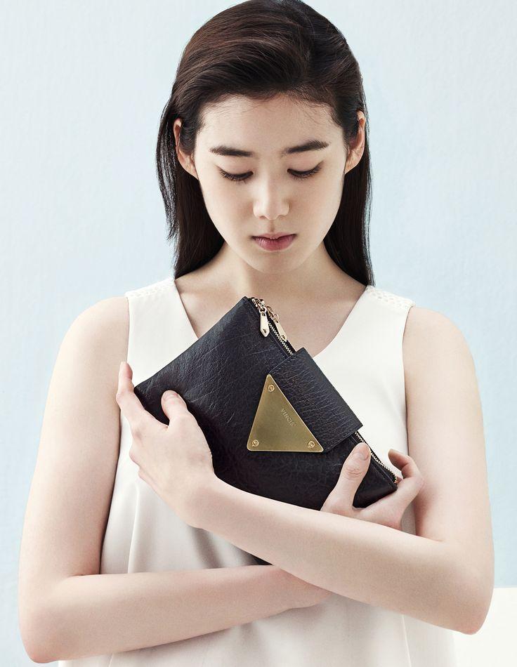 Jung Eun Chae - W Magazine June Issue '15