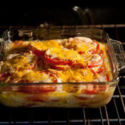 Summer Tomato Casserole Allrecipes.com