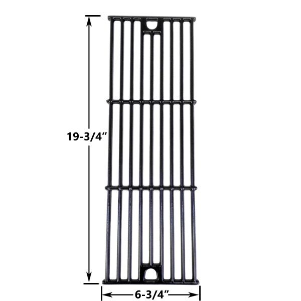 GLOSS CAST IRON REPLACEMENT COOKING GRID FOR KING GRILLER 3008, 5252, CHAR-GRILLER 2121, 2123, 2222,3008 GAS GRILL MODELS Fits Compatible King Griller Models : 3008, 5252 Read More @http://www.grillpartszone.com/shopexd.asp?id=34004&sid=20705