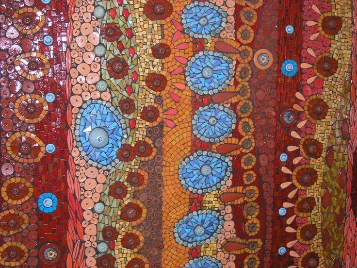 Splash-Back - jane du rand . ceramic mosaic artist . south africa