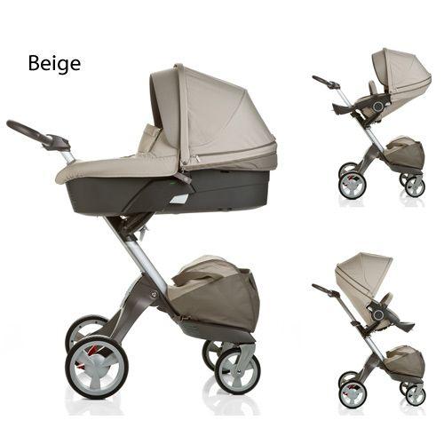 stokke xplory stroller- hands down the best stroller. Still the best investment we made :)