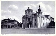 Szent László katolikus templom