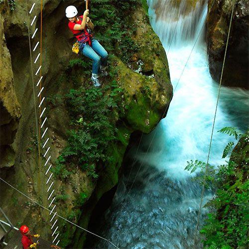 Costa Rica - Guanacaste - Parque de la Vieja Tours