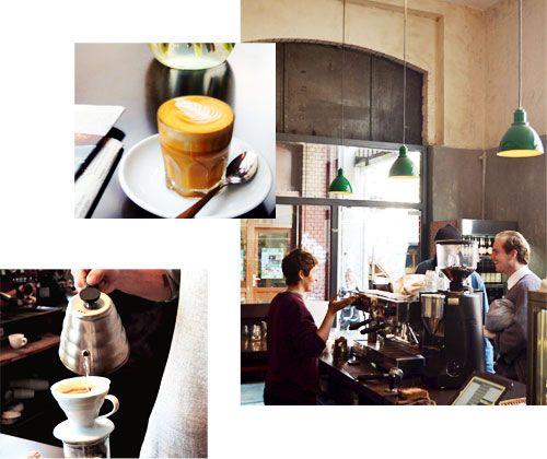 ASTRID BRUCKMANN EMPFIEHLT: CAFÉ 9 IN DER MARKTHALLE NEUN