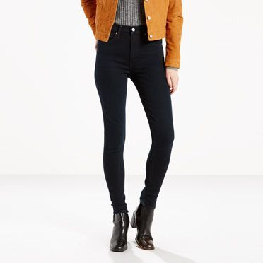 Highrise | Superskinny | Jeans | Clothing | Women | Levi's® United States (US)