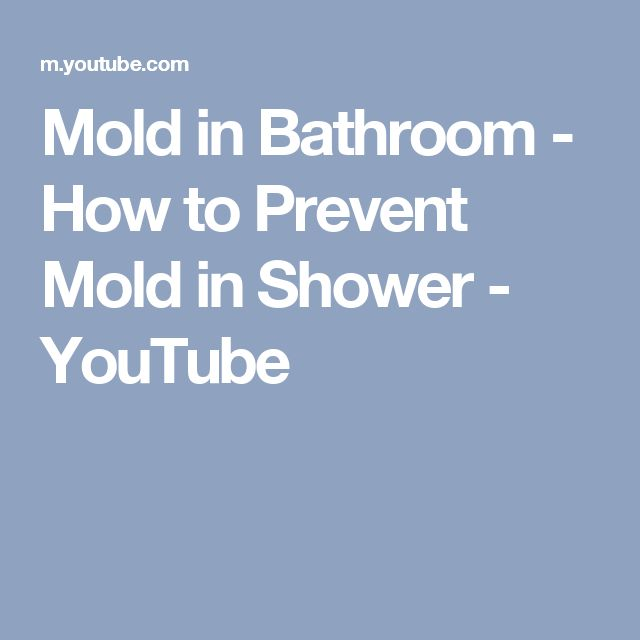 1000+ Ideas About Mold In Bathroom On Pinterest | Tropical